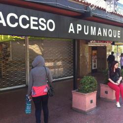 Centro Comercial Apumanque en Santiago