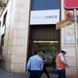 Banco BICE -Teatinos en Santiago