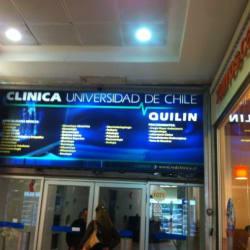 Clínica Universidad De Chile Quilín en Santiago