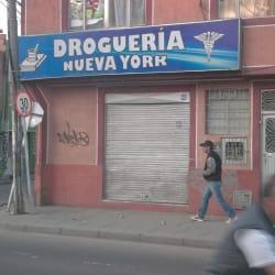 Droguería Nueva York en Bogotá