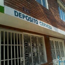Depósito de Cerveza en Bogotá
