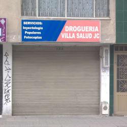 Droguería Villa Salud JC en Bogotá