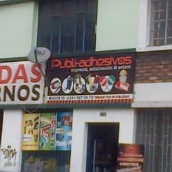 Publi-Adhesivos en Bogotá