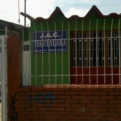 J.A.C Tequendama en Bogotá