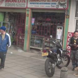 Juancho E Motos en Bogotá