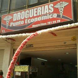 Droguerías Punto Económico en Bogotá