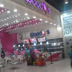 Helados Woodys Mercurio en Bogotá