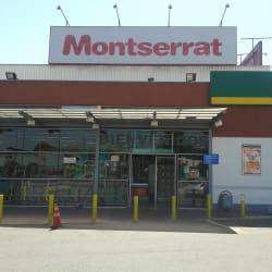 Supermercado Montserrat - Av. Walker Martínez en Santiago