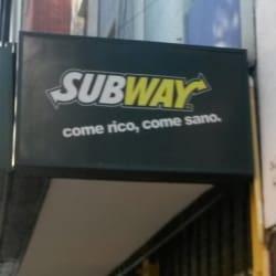 Subway - Providencia en Santiago