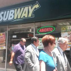 Subway - San Antonio en Santiago