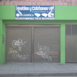 Muebles Y Colchones Vip en Bogotá