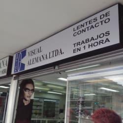 Óptica Visual Alemana en Bogotá