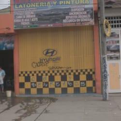 Autoservicios Nasscar Latonería Y Pintura en Bogotá