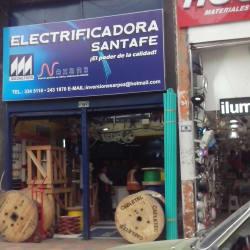 Electrificadora Santafé en Bogotá