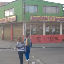 Brasas Frisbi Broaster en Bogotá