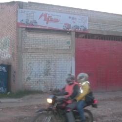 Carrocerias Alficar en Bogotá