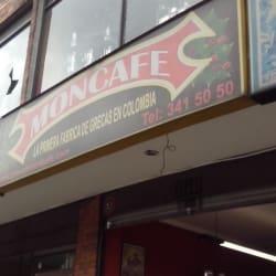 Moncafé en Bogotá