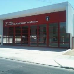 2ª Compañía de Bomberos de Puente Alto en Santiago