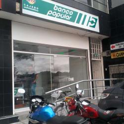 Cajero Banco Popular Avenida Ciudad de Cali en Bogotá