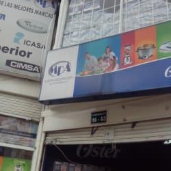 Inversiones Mpa Ltda en Bogotá