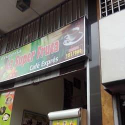 Frutería La Super Fruta en Bogotá