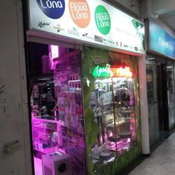 Agua Luna en Santiago