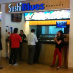 Sushi Blues - Espacio M en Santiago