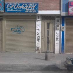 Tejidos Richard Carrera 88C en Bogotá