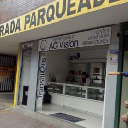 Centro Óptico AG Visión en Bogotá