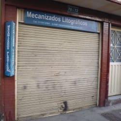 Mecanizados Litográficos en Bogotá