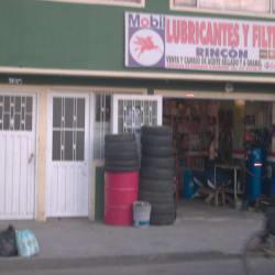 Lubricantes Y Filtros Rincón en Bogotá