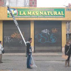 La Más Natural en Bogotá