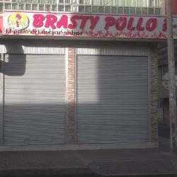 Brasty Pollo F-C en Bogotá
