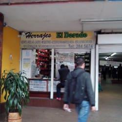 Herrajes El Dorado en Bogotá