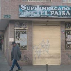 Supermercado El Paisa Calle 52A Con 84 en Bogotá