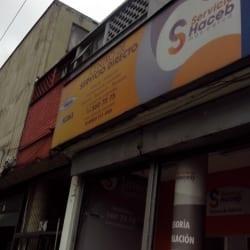 Servicio Haceb en Bogotá