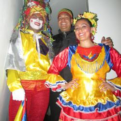San Libardo Bar en Bogotá