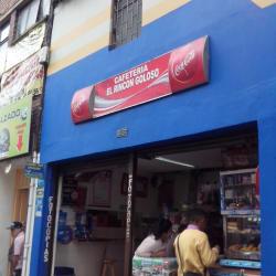 Cafetería el Rincón Goloso en Bogotá