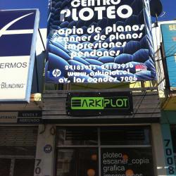 Arkiplot en Santiago
