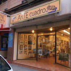 ArteCuadro en Santiago