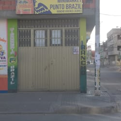 Minimarket Punto Brazil en Bogotá