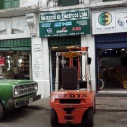 Mercantil Eléctricos Limitada en Bogotá