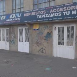 Protón Motos en Bogotá