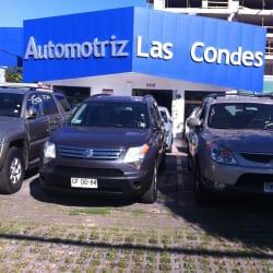 Automotriz Las Condes en Santiago