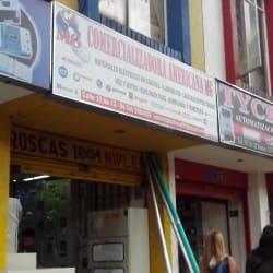 Comercializadora Americana MG en Bogotá