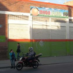 Frutas Y Verduras Mega Plaza en Bogotá