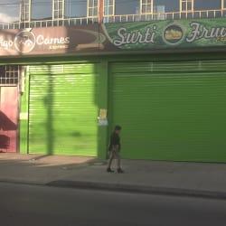 Frigo Carnes Y Surtifruver Express en Bogotá