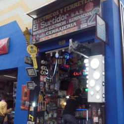 Eléctricos y Ferretería El Surtidor S.A.S en Bogotá