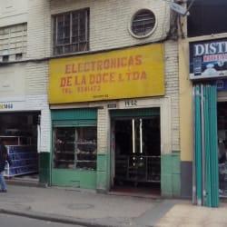 Electrónicas de la 12 LTDA en Bogotá