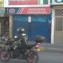 Droguería Farmabrasil en Bogotá